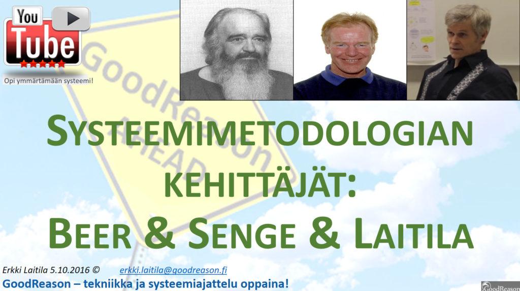 Millaista synergiaa syntyy Stafford Beerin ja Peter Sengen kautta Meta-yliopiston tavoitteiksi?