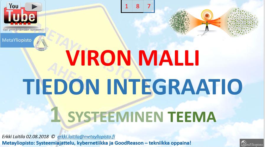 Miten sujuu palvelujen ja IT:n integraatio Suomessa? Virosta oppia
