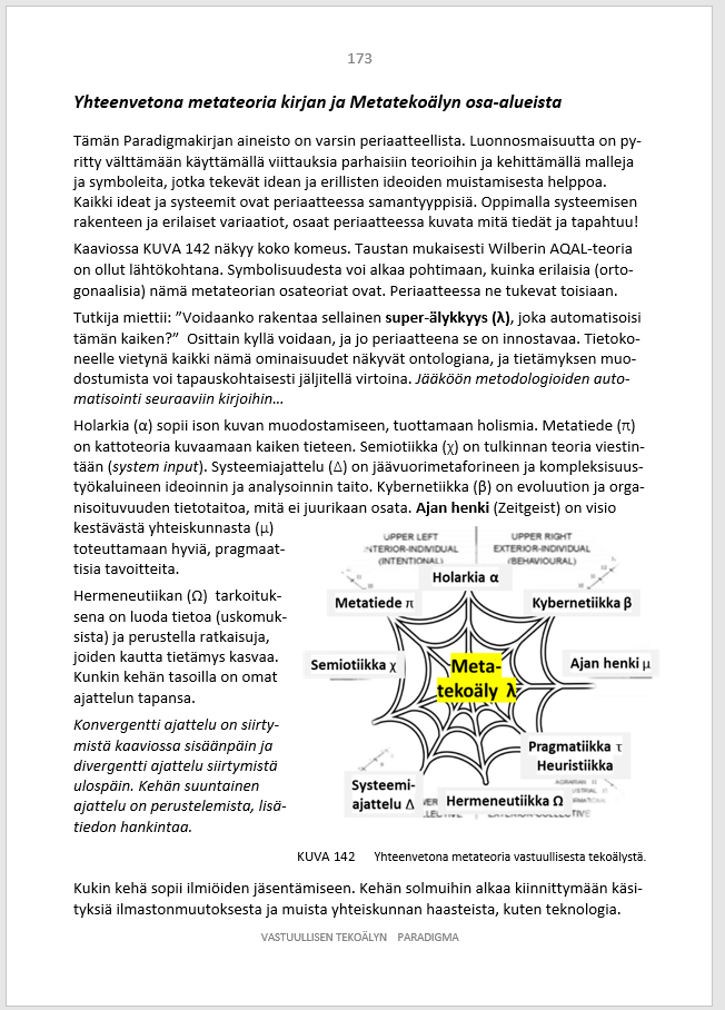 Näytesivu: Vastuullisen Tekoälyn metateoria ja symboliikka