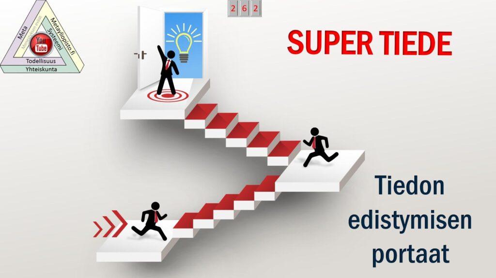 Paras käsitys parhaasta tiedosta – Supertiede