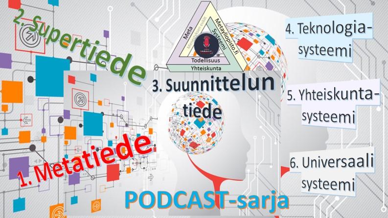 Podcast – sarja: Opi kybernetiikkaa kuunnellen